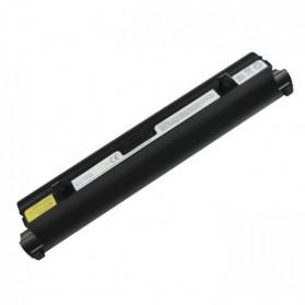 Baterai Lenovo IdeaPad S9 S10 S12 6 Cell (OEM) - Black
