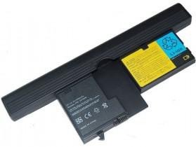 Baterai Lenovo ThinkPad X60 X61 Tablet PC Standard Capacity (OEM) - Black