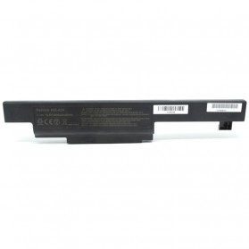 Spare Part Laptop - Baterai Laptop MSI CX480 K480A K500A A32-A24 4600mAh - Black