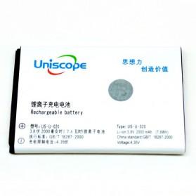 Baterai Uniscope XC2 - White