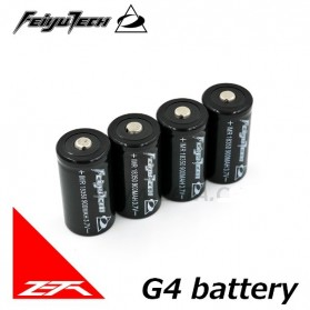 Feiyu Tech G4 Battery 18350 900mAh for Gimbal 1Pcs - Black