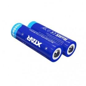 Xtar 21700 Baterai Li-ion 5000mAh 3.6V - Blue - 4