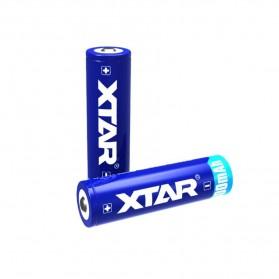 Xtar 14500 Baterai Li-ion 800mAh 3.7V - Blue - 2