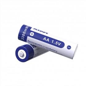Xtar Baterai AA Li-ion 3300mAh 1.5V - Blue - 2