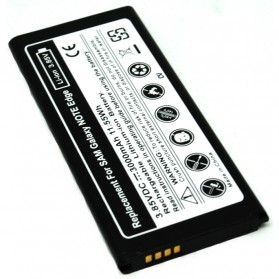 Replacement Battery for Samsung Galaxy Note Edge N9150 Li-ion 3000mAh 3.8V - Black - 2