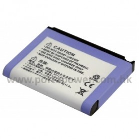 Battery Replacement for Samsung I627 I220 T939 AB653850CA 1100mAh - Black
