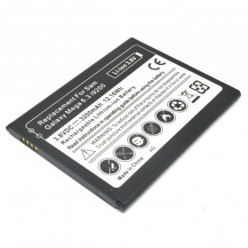 Battery Replacement for Samsung Galaxy Mega GT-I9200 3200mAh - Black