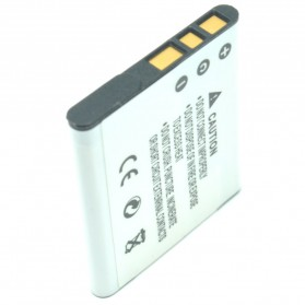 Battery Replacement for Sony Cyber-Shot - NP-BN1 - White - 2