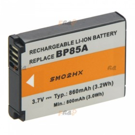 Baterai Kamera Samsung BP-85A BP85A SLB-85A (OEM) - Black - 1