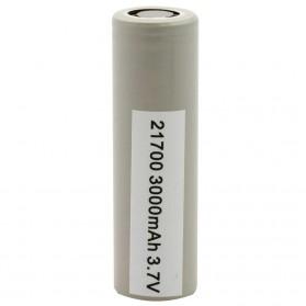 Samsung 30T 21700 Baterai Li-ion Unprotected High-Drain 35A 3000mAh 3.7V - White
