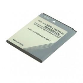 Baterai Samsung Galaxy S III Mini GT-I8160 GT-I8190 GT-S7562 (OEM) - Black