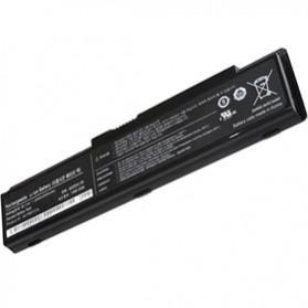 Baterai Samsung N310 Series Lithium Ion High Capacity (OEM) - Black