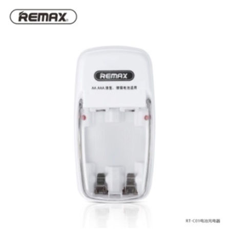 Remax 2 Slot Battery Charger for AA AAA NiMh NiCd - RT-