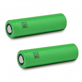 Sony VTC4 Lithium Ion Cylindrical Battery 30A 3.7V 2100mAh - Green - 4