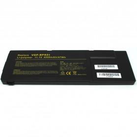 Baterai Sony Vaio VGP-BPS24 VPC - SB18GG SA36GW/BI SA38GW/X Standard Capacity (OEM) - Black