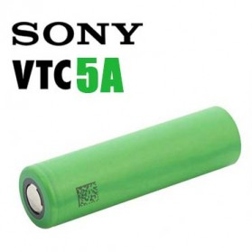 Sony VTC5A 18650 Lithium Ion Cylindrical Battery 3.6V 2500mAh - Green - 2