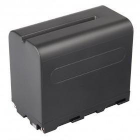 Baterai Kamera Sony NP-F960 NP-F970 - Black - 6