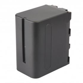 Baterai Kamera Sony NP-F960 NP-F970 - Black - 7