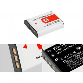 Baterai Kamera Sony NP-BG1 FG1 - White