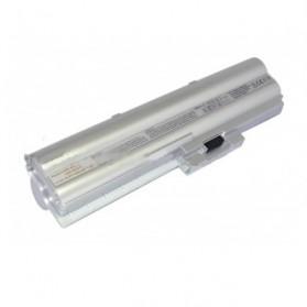 Baterai Sony VGP-BPL12 VGP-BPS12 High Capacity (OEM) - Silver