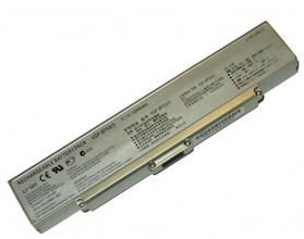 Baterai Sony BPS9 Vaio CR33 Series Lithium-ion (OEM) - Silver