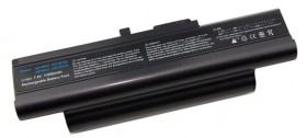 Baterai Sony Vaio VGN-TX Series Super High Capacity 11500mAh (OEM) - Black