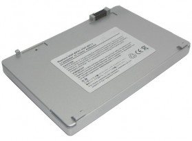 Baterai Sony VGN-BPL1 Vaio VGN-U50/70P Series High Capacity Lithium Polymer (OEM) - Gray Silver - 1