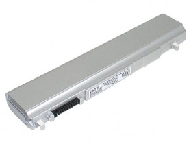 Baterai Toshiba Portege A600 A605 R500 R501 R502 R503 R505 R600 Standard Capacity - Silver (OEM) - Silver