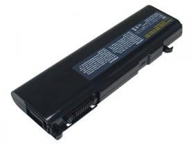 Baterai Toshiba Portege M300 S100 Qosmio F20 Satellite A50 A55 Satellite Pro S200 S300 Tecra A10 A9 M10 M9 S10 P10 S3 S4 S5 High Capacity (OEM) - Black