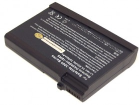 Baterai TOSHIBA Satellite 3000 series (OEM) - Gray