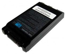 Baterai TOSHIBA Satellite Pro 6000 6100 Portege M200 M205 Tecra TE2000 TE 2100 Satellite R10 R15 Series Lithium-ion (OEM) - Black