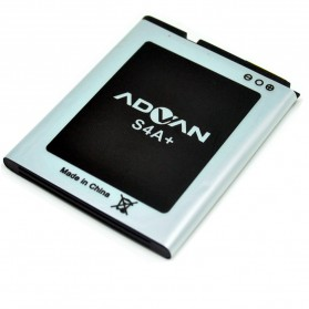 Battery for Advan Mobile 1300mAh - S4A+