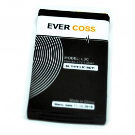Baterai & Charger - Battery for Evercoss Mobile 500mAh - L3C