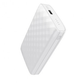 Hame MP9 Power Bank 10000mAh - HAME-MP9 - White