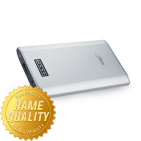 Hame H5 Power Bank 5300mAh - HAME-H5 - Silver