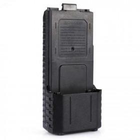 Taffware Walkie Talkie Battery Case 6xAAA for Taffware Pofung Baofeng - Black - 2