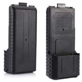 Taffware Walkie Talkie Battery Case 6xAAA for Taffware Pofung Baofeng - Black - 5