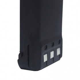 Taffware Pofung Baterai Walkie Talkie 2000mAh untuk UV-B5 UV-B6 - BL-B - Black