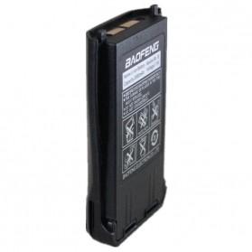 Taffware Pofung Baterai Walkie Talkie 2000mAh untuk UV-B5 UV-B6 - BL-B - Black - 5