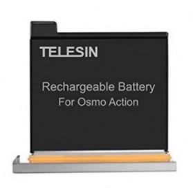 Telesin Baterai DJI Osmo Action 1300mAh - OS-BRT-001 - Black - 2