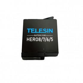 Telesin Baterai GoPro Hero 8 7 6 5 1220mAh - GP-BTR-801 - Black - 3