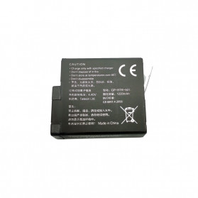 Telesin Baterai GoPro Hero 8 7 6 5 1220mAh - GP-BTR-801 - Black - 4