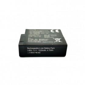 Telesin Baterai GoPro Hero 8 7 6 5 1220mAh - GP-BTR-801 - Black - 5