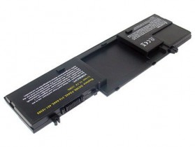 Baterai Dell Latitude D420 High Capacity (OEM) - Black