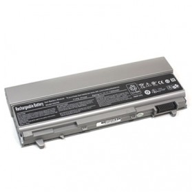Baterai Dell Latitude E6400 E6500 Precision M2400 M4400 M6400 High Capacity 85Wh (OEM) - Gray Silver