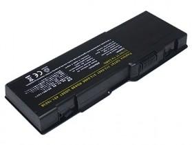 Baterai Dell Inspiron 1501 Inspiron 6400 Inspiron E1505 Latitude 131L High Capacity Lithium Ion (OEM) - Black