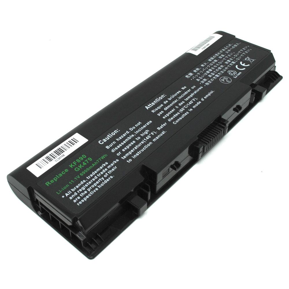 Baterai Laptop Dell Inspiron 1520 1521 1720 1721 Vostro