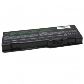 Baterai Dell Inspiron 6000 9200 9300 9400 E1705 XPS Gen 2 XPS M170 XPS M1710 Precision M6300 M90 Lithium Ion High Capacity (OEM) - Black