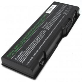 Baterai Dell Inspiron 6000 9200 9300 9400 E1705 XPS Gen 2 XPS M170 XPS M1710 Precision M6300 M90 Lithium Ion High Capacity (OEM) - Black - 2
