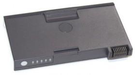 Baterai Dell Latitude C,CP,CPI,CPX, C600, C610, C640, C800 Inspiron 4000, 4100, 4150, 8000 Series (OEM) - Dark Gray